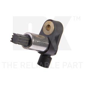 NK Sensor, Raddrehzahl 454554 für PEUGEOT, CITROЁN bestellen
