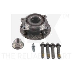 Radlagersatz NK Art.No - 761015 OEM: 50706067 für FIAT, ALFA ROMEO kaufen
