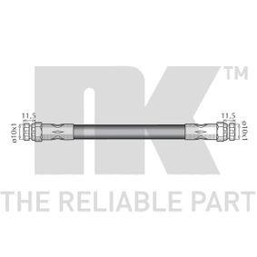 NK Bremsschlauch 1K0611775B für VW, AUDI, SKODA, SEAT bestellen