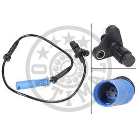 Sensor, Raddrehzahl OPTIMAL Art.No - 06-S006 OEM: 34520025723 für BMW, MINI kaufen