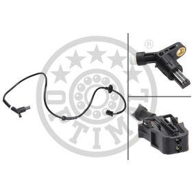 Sensor, Raddrehzahl OPTIMAL Art.No - 06-S139 OEM: 6N0927807 für VW, AUDI, SKODA, SEAT kaufen