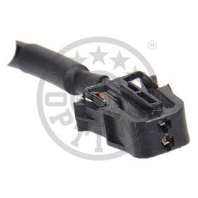 OPTIMAL 06-S139 Sensor, Raddrehzahl OEM - 6N0927807 AUDI, SEAT, SKODA, VW, VAG günstig