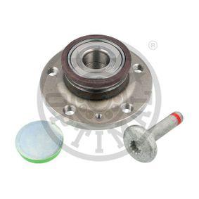 Radlagersatz OPTIMAL Art.No - 102213 OEM: 1K0598611 für VW, AUDI, SKODA, SEAT kaufen