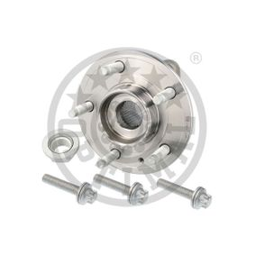 OPTIMAL 251791 Radlagersatz OEM - 19206599 GMC, CHEVROLET, GENERAL MOTORS, BRT Bearings günstig