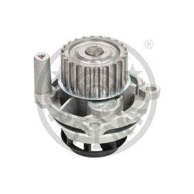 Wasserpumpe OPTIMAL Art.No - AQ-1064 OEM: 06B121011MX für VW, AUDI, SKODA, SEAT, ALFA ROMEO kaufen