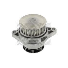 Wasserpumpe MAPCO Art.No - 21813 OEM: 030121008DX für VW, AUDI, SKODA, TOYOTA, SEAT kaufen