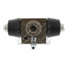 Radbremszylinder MAPCO Art.No - 2276 OEM: 6Q0611053B für VW, AUDI, SKODA, SEAT kaufen