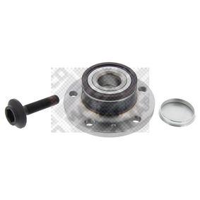 Kit de roulement de roue MAPCO Art.No - 26760 OEM: 1T0598611C pour VOLKSWAGEN, AUDI, SEAT, SKODA récuperer