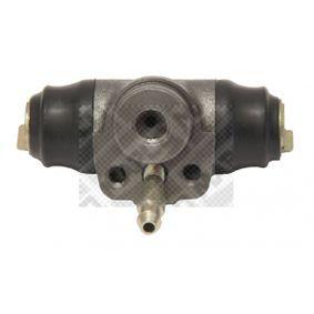 Radbremszylinder MAPCO Art.No - 2776 OEM: 1H0611053 für VW, AUDI, SKODA, SEAT, PORSCHE kaufen