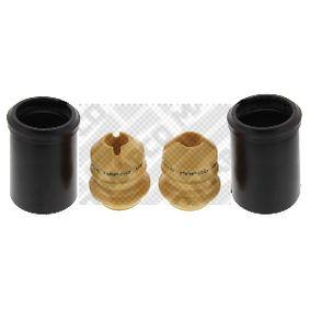 MAPCO Montageteile, Staubschutzsatz und Anschlagpuffer 34800/2 für AUDI 80 1.8 GTE quattro (85Q) 110 PS kaufen
