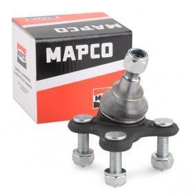 Trag- / Führungsgelenk MAPCO Art.No - 51725 OEM: 1K0407366E für VW, AUDI, RENAULT, SKODA, SEAT kaufen