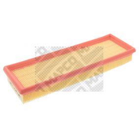 MAPCO Motorluftfilter 60047