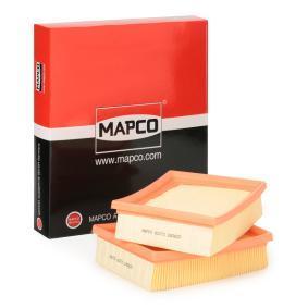 Luftfilter MAPCO Art.No - 60171 OEM: 030198620 für VW, AUDI, SKODA, SEAT kaufen