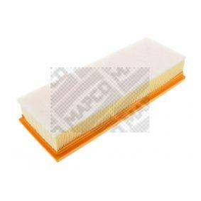 MAPCO Filtre à air 60404 pour PEUGEOT 207 1.6 HDi 110 112 CH récuperer