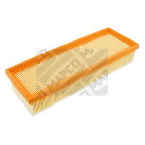 PEUGEOT 207 1.6 HDi 110 112 CH année de fabrication 08.2009 - Filtre à air (60404) MAPCO Boutique internet