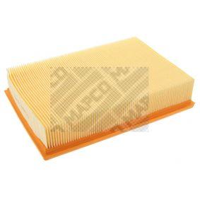 MAPCO Luftfilter 6U0129620 für VW, AUDI, SKODA, SEAT, CUPRA bestellen