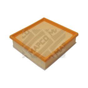 Luftfilter MAPCO Art.No - 60433 OEM: 95513087 für OPEL, DAEWOO, BEDFORD, GMC, VAUXHALL kaufen