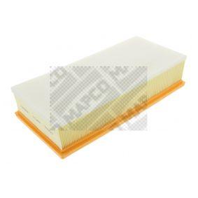 MAPCO Luftfilter 178010B020 für TOYOTA, SUZUKI, DAIHATSU, LEXUS, WIESMANN bestellen