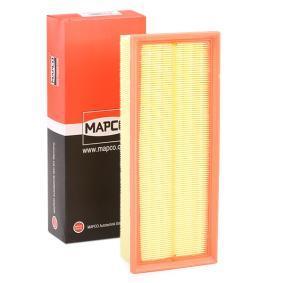 Luftfilter MAPCO Art.No - 60816 OEM: 1K0129620D für VW, AUDI, SKODA, SEAT, PORSCHE kaufen