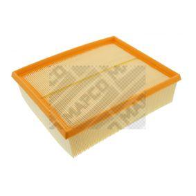 MAPCO Luftfilter und Luftfilterkasten 60817 für AUDI A4 1.9 TDI 130 PS kaufen