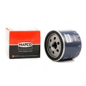 MAPCO Oliefilter Påskruet filter 61218 ekspertviden