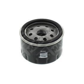 Oliefilter Påskruet filter fra producenten MAPCO 61218 op til - 70% rabat!