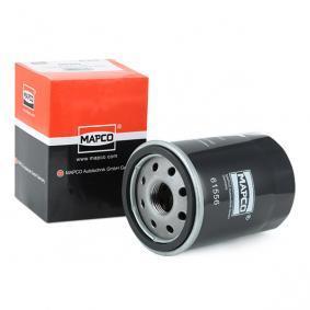 CIVIC VIII Hatchback (FN, FK) MAPCO Filtro aceite 61556