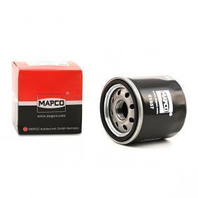 MAZDA MPV II (LW)  2.3 de Año 07.2002 Recambios Filtro de aceite 61557