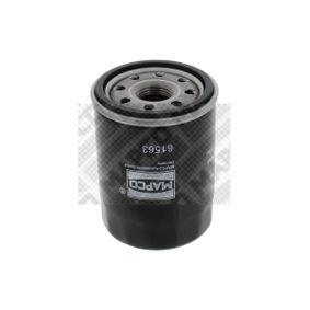 Wiper blade rubber 61563 MAPCO
