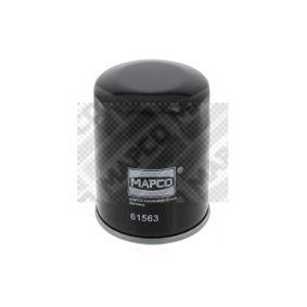 MAPCO Filtro de combustible 61563