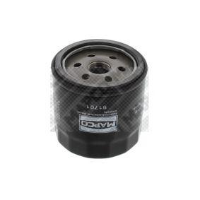 Filtro de combustible 61701 MAPCO
