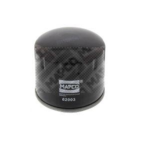 Ölfilter MAPCO Art.No - 62003 OEM: 60621830 für FIAT, ALFA ROMEO, LANCIA kaufen