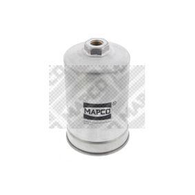 MAPCO Filtro carburante N0138142 per VOLKSWAGEN, AUDI, SEAT, MITSUBISHI, SKODA acquisire