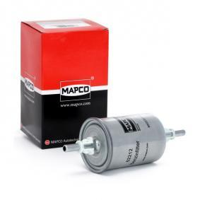 MAPCO Filtro carburante 62212