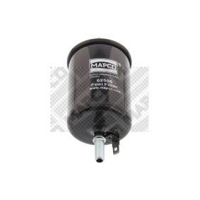 MAPCO Filtro de combustible 62506