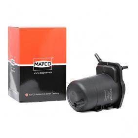 CLIO II (BB0/1/2_, CB0/1/2_) MAPCO Dieselfilter 63500