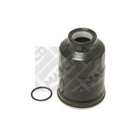 MAPCO Filtro combustibile 63501