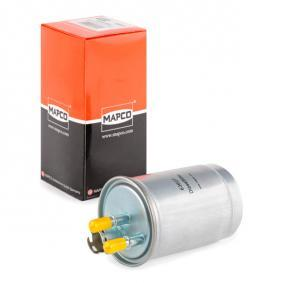 TOURNEO CONNECT MAPCO Filtro de combustible 63607