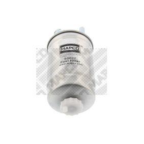 MAPCO FORD TOURNEO CONNECT Filtro de combustible (63607)