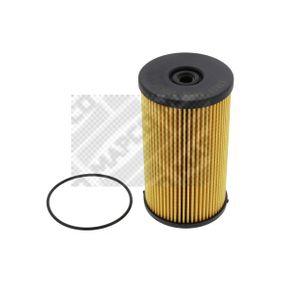 MAPCO Palivový filtr 63809