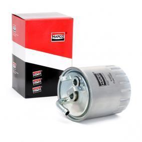 A6110900852 für MERCEDES-BENZ, MAYBACH, Kraftstofffilter MAPCO (63853) Online-Shop