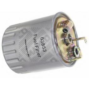 MAPCO 63853 Kraftstofffilter OEM - A6110920601 MERCEDES-BENZ, MAYBACH günstig