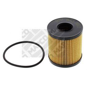 Oliefilter Filterindsats fra producenten MAPCO 64307 op til - 70% rabat!