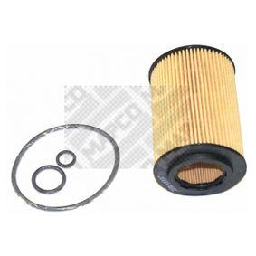 MAPCO Oil filter 64504