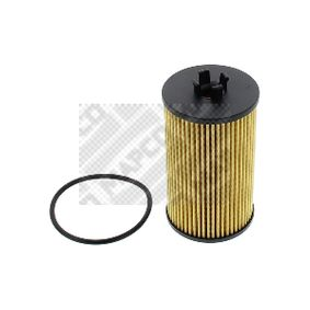 MAPCO OPEL ASTRA Filtro de combustible (64707)