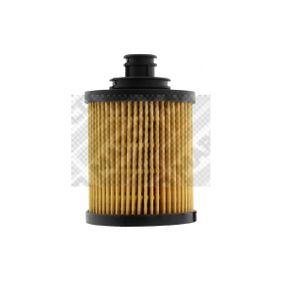 FIAT GRANDE PUNTO (199) MAPCO Filtro olio 64708 comprare