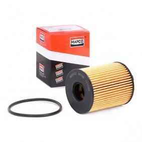 MAPCO Filtro olio 64709 per FIAT GRANDE PUNTO 1.3 D Multijet 75 CV comprare