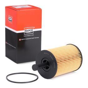 MAPCO Oljefilter Filterinsats 64806 Expertkunskap
