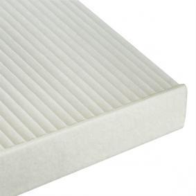 MAPCO Filtro aire habitáculo 65414