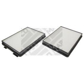 MAPCO Filter, Innenraumluft 64312207985 für BMW, AUDI, MAZDA, MINI, ALPINA bestellen